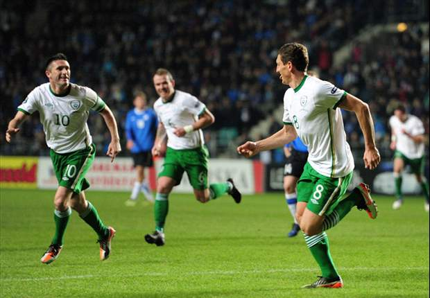 Keith Andrews, Richard Dunne & Robbie Keane lead nominations for Irish Player of the Year