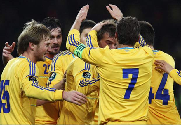 Ukraine 4-0 Estonia: Euro 2012 co-hosts too strong for Tarmo Ruutli's men