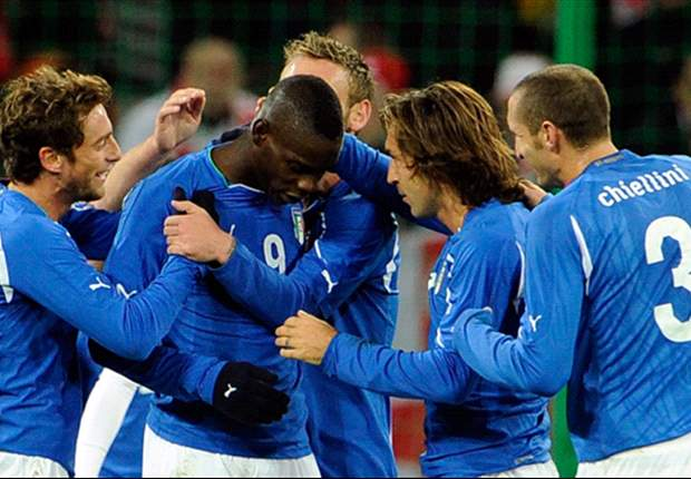 Italy - Luxembourg Preview: Azzurri look to warm up in style ahead of Euro 2012