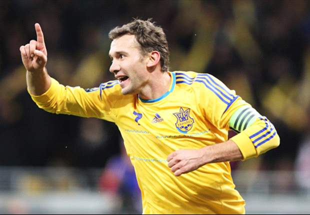 The perfect farewell: How Andriy Shevchenko took Ukrainian football into the 21st century