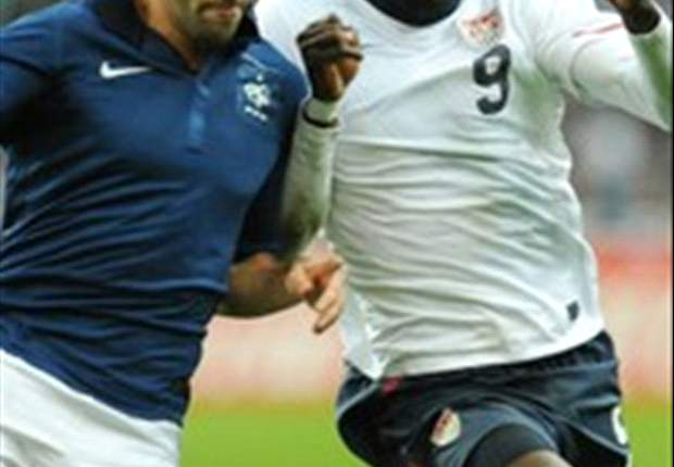 Jozy Altidore: 'I would love to be on the Olympic team'