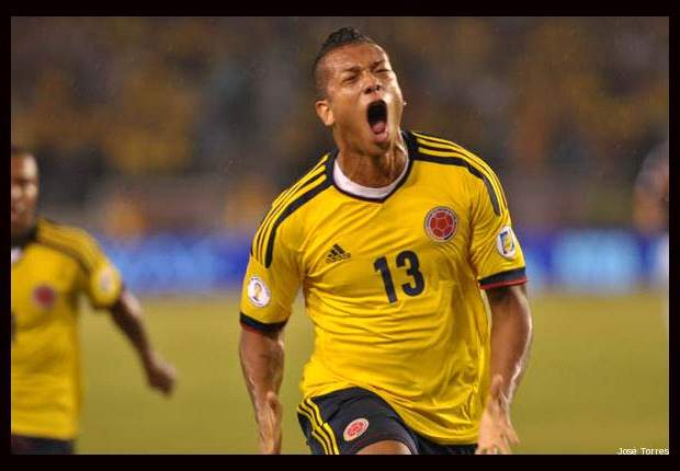 Injured Guarin misses out on Jose Pekerman's first Colombia squad