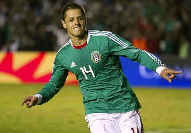 Javier Hernandez: 'We have to aspire to win every competition'