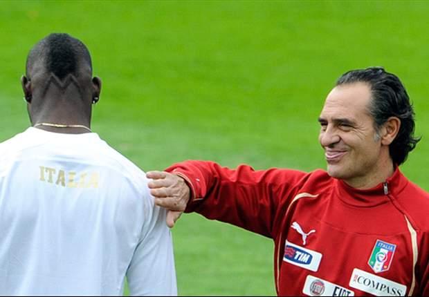 """Cassano 'tranquillizza' Prandelli: """"E' convinto che faremo un grande Euro 2012"""""""