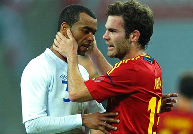 England fans fear Spain the most at Euro 2012