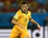 Kyrgyzstan 1-2 Australia: Substitute Oar seals victory