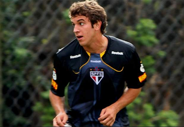 Tottenham complete loan signing of Brazil Under-20 defender Bruno Uvini from Sao Paulo