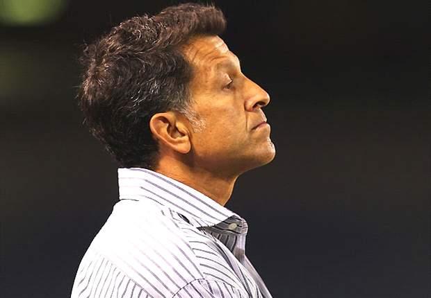 Juan Carlos Osorio, contento con la visita de Pep Guardiola