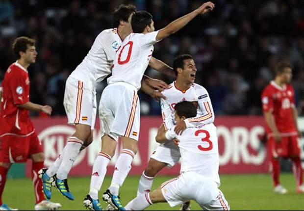 España sub 21 - Rusia sub 21: Dos grandes futuros, frente a frente