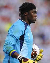 D. Ovono, Gabon International