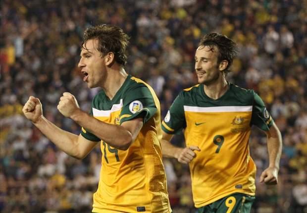 Round-Up Pra Piala Dunia 2014 zona Asia: Langkah Qatar & Arab Saudi Tersendat