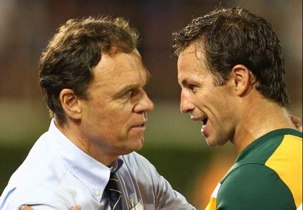 Holger Osieck turns to home comforts of A-League in Australia squad for 2014 World Cup qualifier against Saudi Arabia