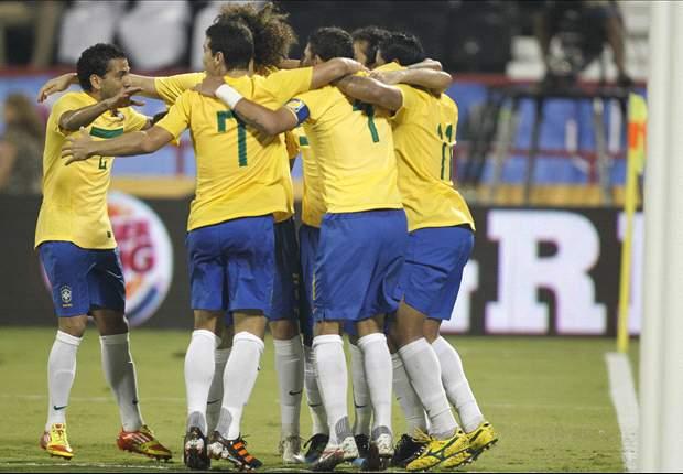 Vice-presidente da CBF acredita que goleada diante da China inaugura nova fase na Seleção Brasileira