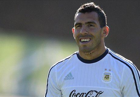 Boca Juniors announce Tevez return