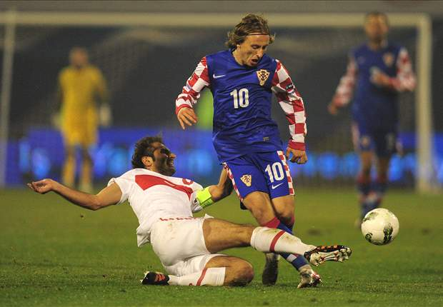 Modric: I will give my maximum for Croatia