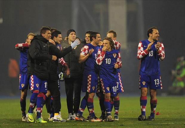 Euro 2012 Tactical Analysis: Can Croatia play their way out of Group C?