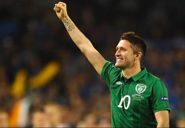 Keane dismisses rib injury fears