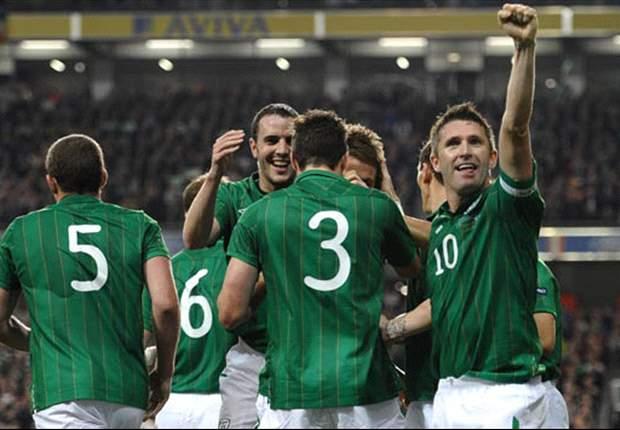 Watch Ireland LIVE on Goal.com!