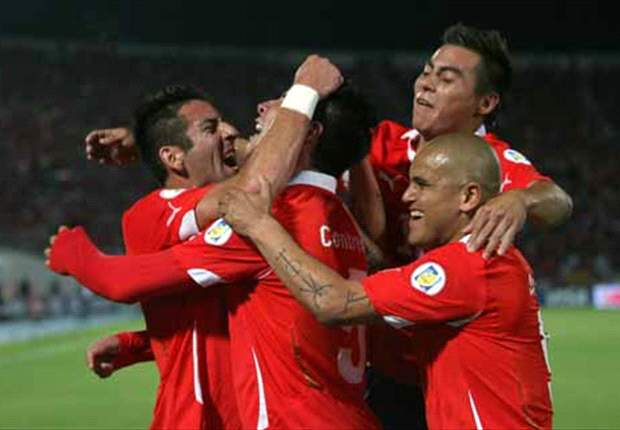Eliminatorias Sudamericanas: Ante su marea, Chile vuelve a sonreir venciendo a Paraguay (2-0)