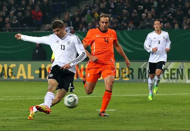 Nederland - Duitsland: Vijf cruciale spelersduels