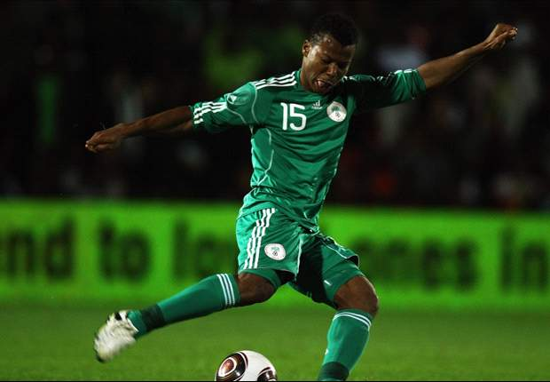 Nigeria 1-0 Namibia: Ikechukwu Uche's late effort gives Super Eagles confident start