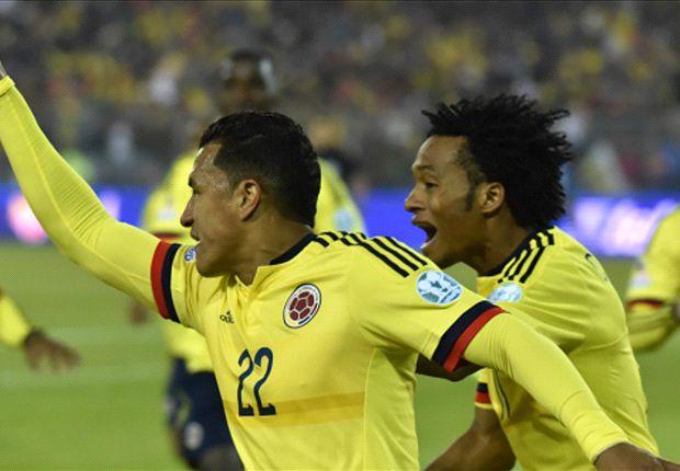 Brazil 0-1 Colombia: Murillo shocks struggling Selecao