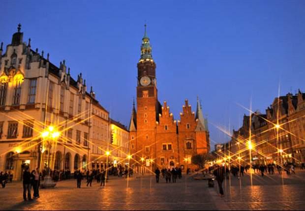 Guia das cidades da Euro 2012: Wroclaw