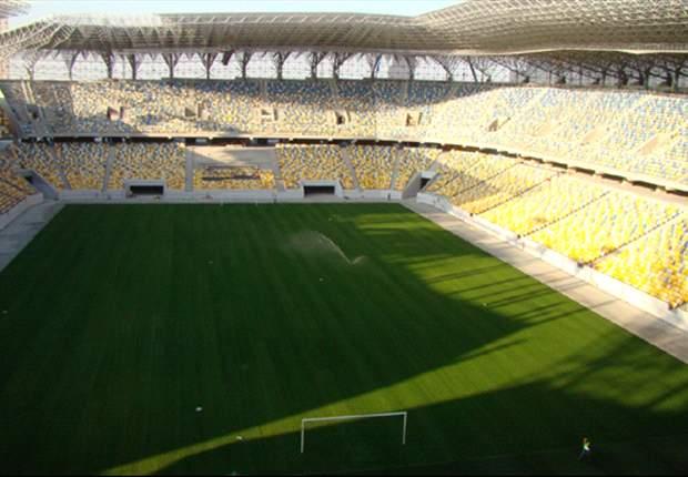 EURO 2012 Stadionguide: Lemberg Arena in Lemberg