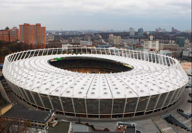 Video Profile: Welcome to Kiev - the venue for the Euro 2012 final