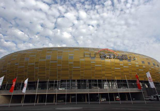 EURO 2012 Stadionguide: PGE Arena in Danzig