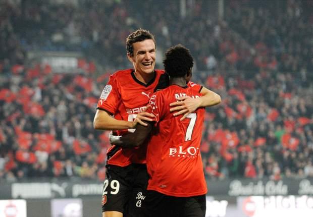 Ligue 1 - Toulouse refroidit Rennes (MT)