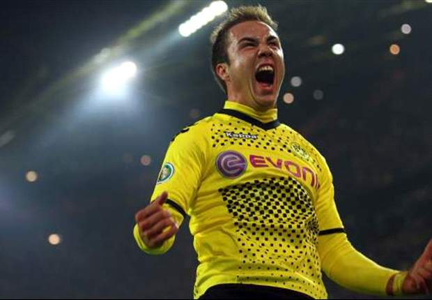 Gotze: Dortmund lives for football
