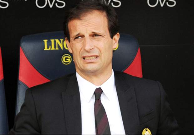 AC Milan's Massimiliano Allegri Believes Clarence Seedorf's Goal Was Wrongly Disallowed After 0-0 Draw With Fiorentina