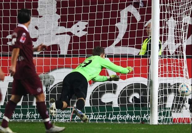 Kaiserlautern 0-2 Bayer Leverkusen: Ballack & Sam strike against their old club to secure victory for Robin Dutt's men