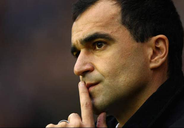 Roberto Martinez defends Wigan's style of play after Joel error
