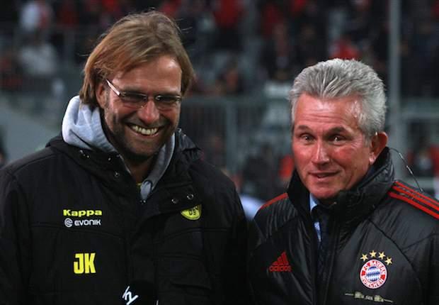 Wie Jürgen Klopp und Jupp Heynckes ihre Stars heiß machen