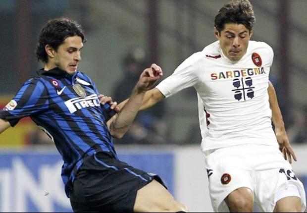 Internazionale - Cagliari: Bangkit Lagi
