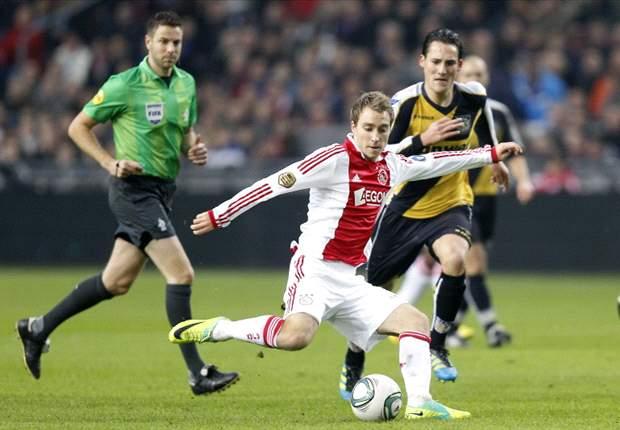 Moisander maakt zich op voor Ajax-debuut