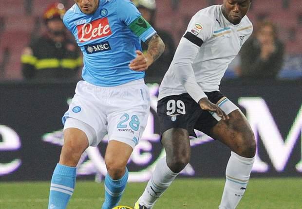 Napoli 0-0 Lazio: Walter Mazzarri's men denied at the death by Federico Marchetti heroics