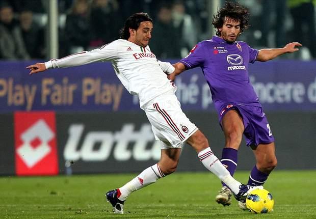 Fiorentina 0-0 AC Milan: Boruc foils Pato, Emanuelson and Ibrahimovic to end champions' winning run