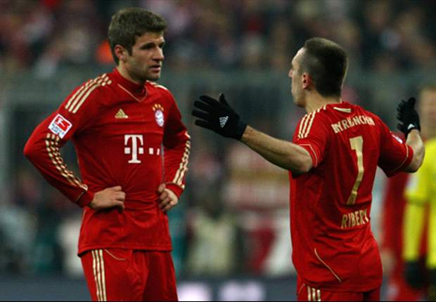 Franck Ribery: Toni Kroos is Bayern Munich's best playmaker