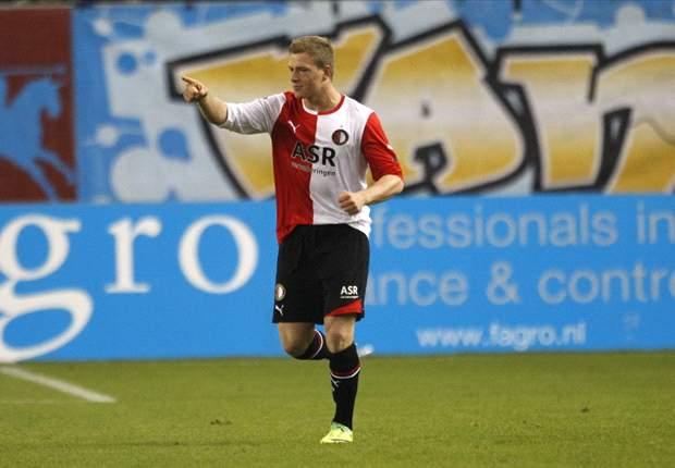 Feyenoord zet Vitesse te kijk in de GelreDome