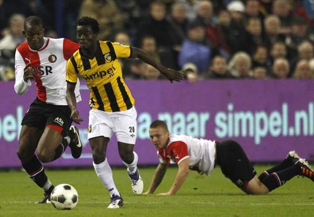 Bericht: Aston Villa hat ein Auge auf Schalkes Anthony Annan geworfen