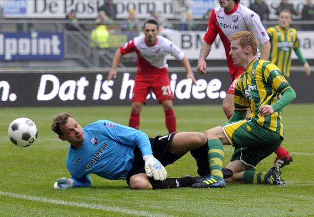 Round-Up Eredivisie: ADO Den Haag Tahan Utrecht, Feyenoord Bantai Vitesse