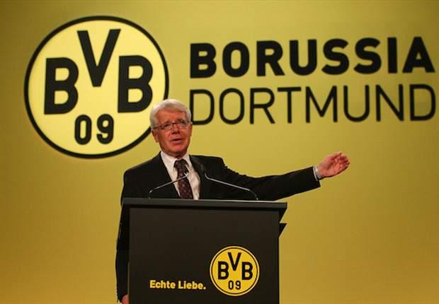 Reinhard Rauball ist sich sicher: Die Dominanz der Bayern ist kein Dauerzustand