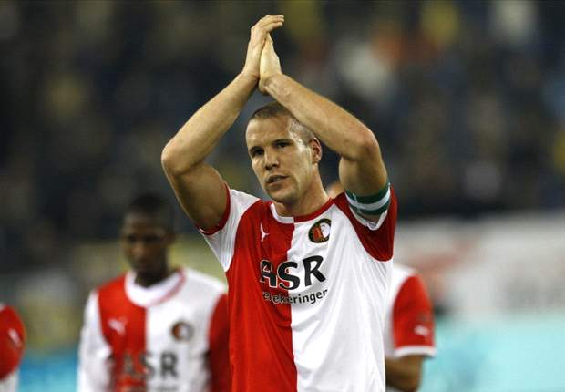 Aston Villa move is 'off for now', declares Feyenoord defender Vlaar