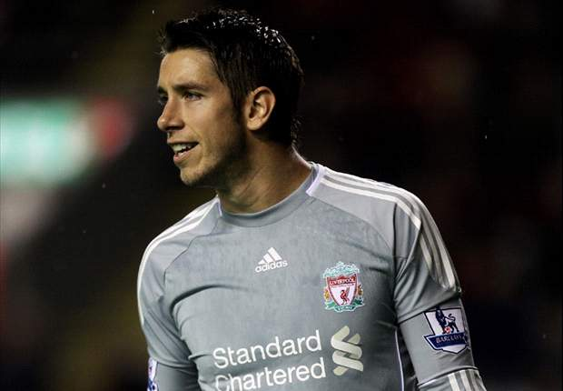 Liverpool's Brad Jones inspired by the spirit of his late son ahead of FA Cup semi-final against Everton