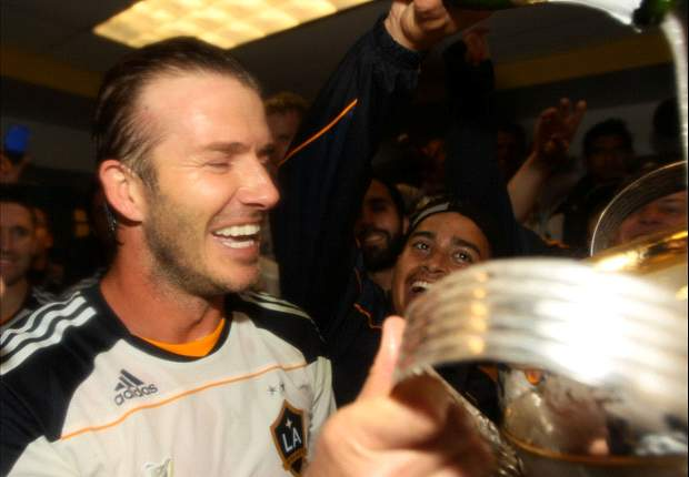 David Beckham's potential move to Paris Saint-Germain in doubt as LA Galaxy seek to retain his services - report