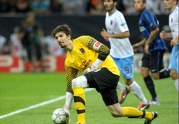 Fiorentina, Trabzonspor'un kalecisini istiyor