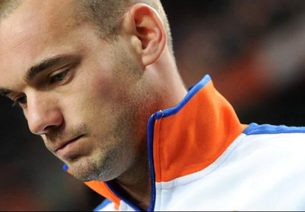 De terugkeer van Wesley Sneijder